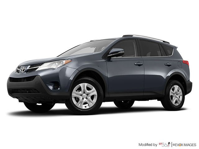 new 2014 toyota rav4 awd le for sale in pincourt. Black Bedroom Furniture Sets. Home Design Ideas