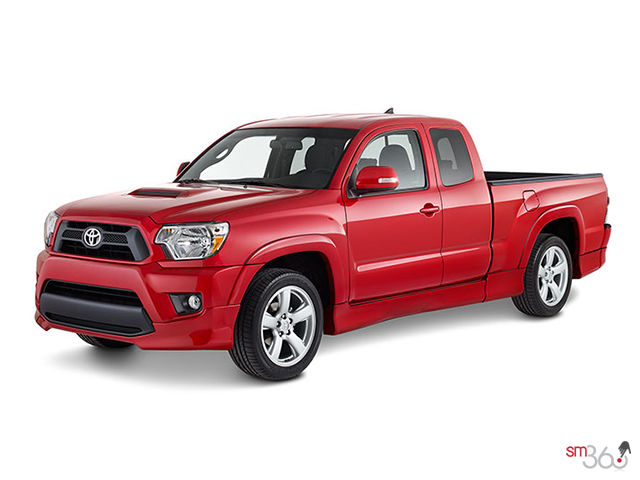 new 2014 toyota tacoma 4x2 x runner access cab for sale in pincourt. Black Bedroom Furniture Sets. Home Design Ideas