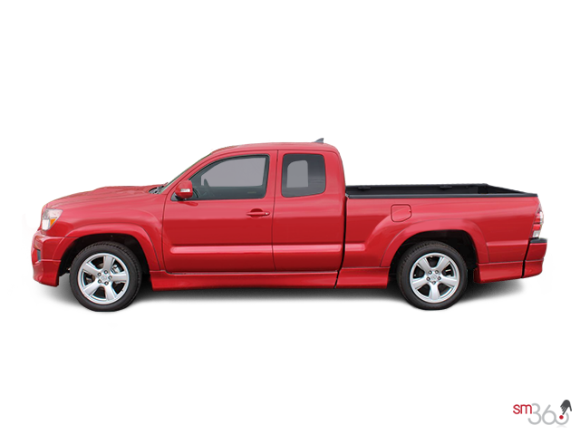 new 2014 toyota tacoma 4x2 x runner access cab for sale in. Black Bedroom Furniture Sets. Home Design Ideas