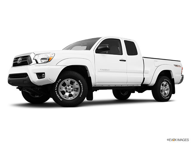 new 2014 toyota tacoma 4x4 access cab v6 for sale in pincourt. Black Bedroom Furniture Sets. Home Design Ideas