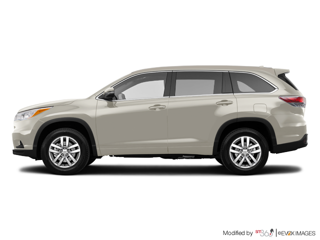 new 2015 toyota highlander le for sale in pincourt. Black Bedroom Furniture Sets. Home Design Ideas