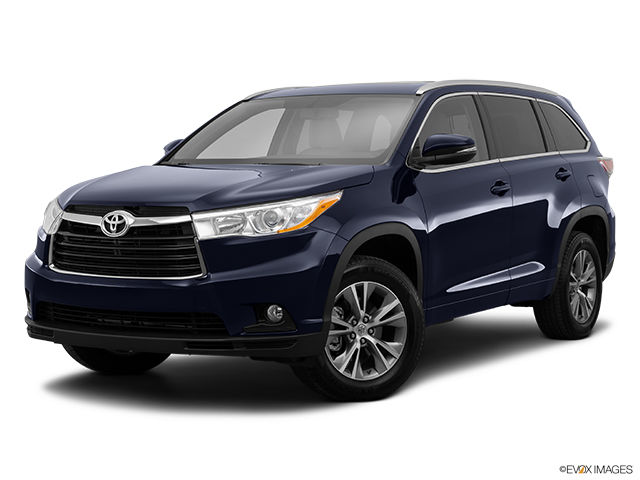 New 2015 Toyota Highlander Xle Awd For Sale In Pincourt