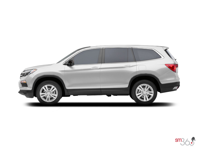new honda pilot lx 2016 bathurst honda. Black Bedroom Furniture Sets. Home Design Ideas