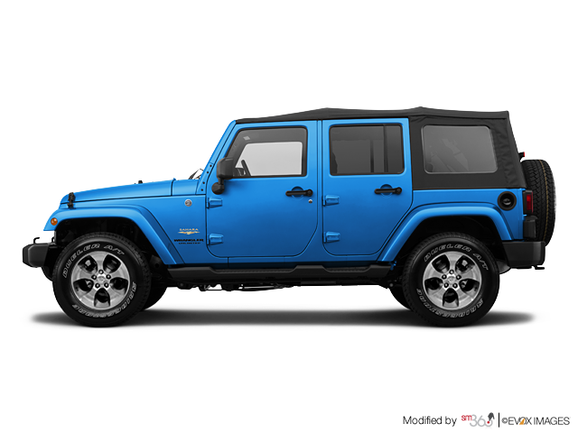 jeep wrangler unlimited sahara 2016 vendre pr s de st. Black Bedroom Furniture Sets. Home Design Ideas