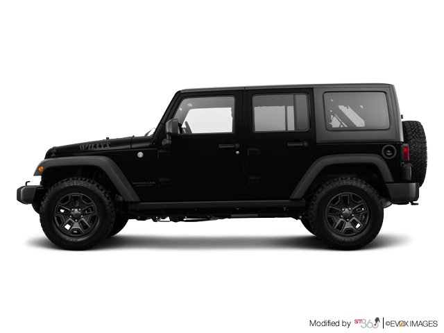 jeep wrangler unlimited willys wheeler 2016 vendre pr s. Black Bedroom Furniture Sets. Home Design Ideas