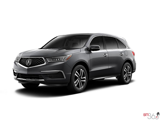 New 2017 Acura Mdx Navi For Sale In Ottawa Camco Acura In Ottawa