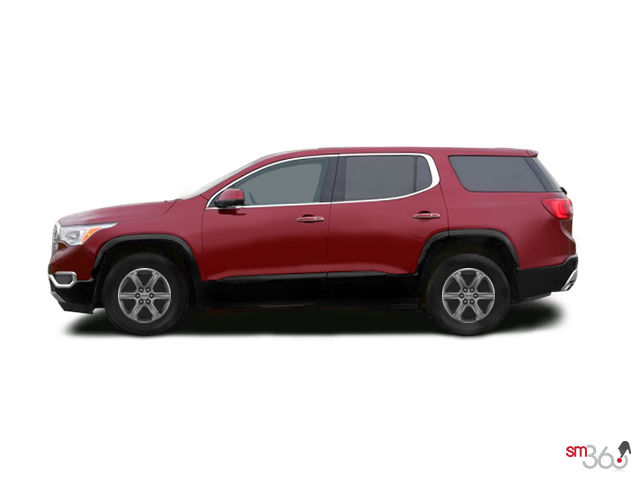gmc acadia sle 1 2017 for sale bruce chevrolet buick gmc dealer in digby and yarmouth. Black Bedroom Furniture Sets. Home Design Ideas