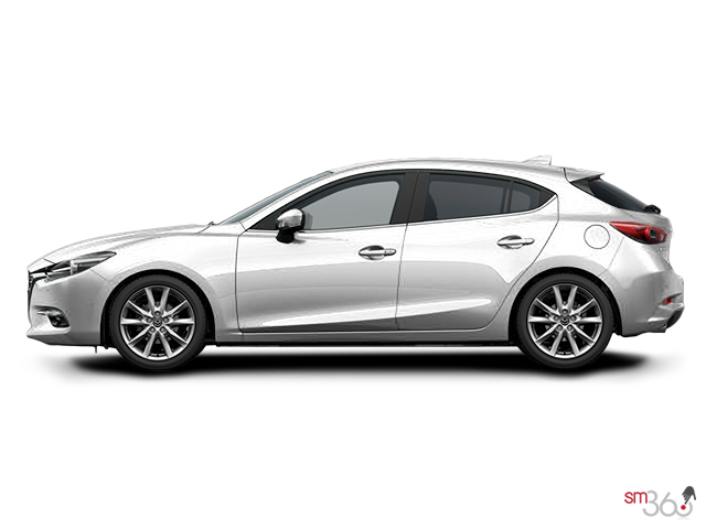 New 2017 Mazda 3 Sport Gt For Sale In Pincourt