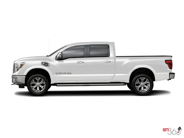 2017 nissan titan xd diesel sl for sale in burnaby morrey nissan. Black Bedroom Furniture Sets. Home Design Ideas