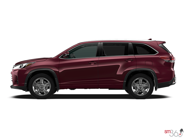 toyota highlander limited awd 2017 spinelli toyota lachine lachine. Black Bedroom Furniture Sets. Home Design Ideas
