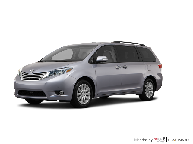Toyota Sienna Limited 2017 Vendre Laval Vimont Toyota