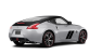 2020 Nissan 370Z Coupe 50th Anniversary Edition Silver/Magnetic Black