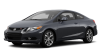 Honda Civic Coupe LX 2013