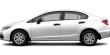 Honda Civic Sedan DX 2013