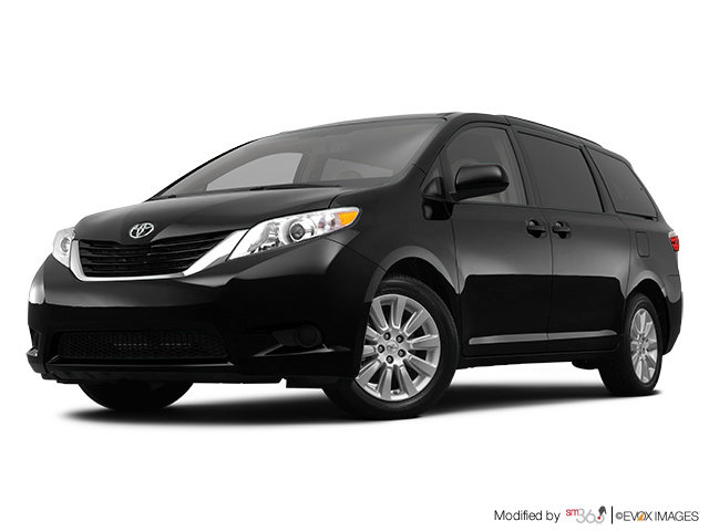 new 2017 toyota sienna le awd for sale in pincourt ile perrot. Black Bedroom Furniture Sets. Home Design Ideas