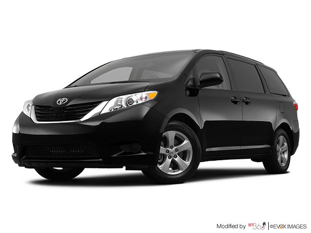 new 2017 toyota sienna le for sale in pincourt. Black Bedroom Furniture Sets. Home Design Ideas