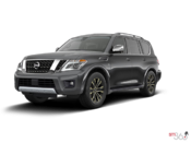 2017 Nissan Armada Platinum at