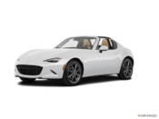 2019 Mazda MX-5 RF GT at Black Leather