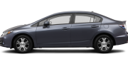 Honda Civic Hybrid BASE 2014