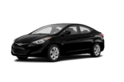 Hyundai Elantra Sedan LTD 2016