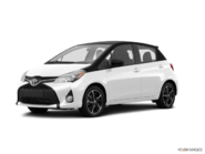 2016 Toyota Yaris Hatchback