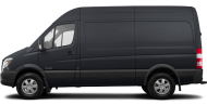 Mercedes-Benz Sprinter FOURGON 2500 2017