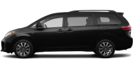 2019 Toyota Sienna LE AWD V6 7-PASS 8A