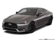INFINITI Q60 Coupe I-LINE RED SPORT 400 AWD 2019