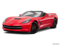 2018 Chevrolet Corvette Convertible Stingray 2LT