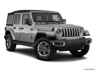 Jeep All-New Wrangler UNLIMITED SAHARA 2018