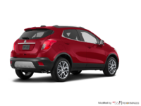 2016 Buick Encore SPORT TOURING | Photo 2 | Winterberry Red Metallic