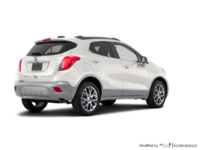 2016 Buick Encore SPORT TOURING | Photo 2 | White Pearl