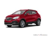 2016 Buick Encore SPORT TOURING | Photo 3 | Winterberry Red Metallic