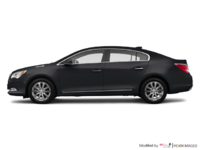 2016 Buick LaCrosse BASE | Photo 1 | Graphite Grey Metallic