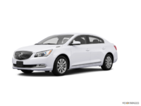 2016 Buick LaCrosse BASE | Photo 3 | White Frost