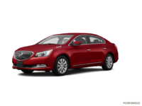 2016 Buick LaCrosse BASE | Photo 3 | Deep Garnet Metallic