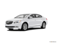 2016 Buick LaCrosse LEATHER | Photo 3 | White Frost