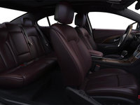 2016 Buick LaCrosse PREMIUM | Photo 2 | Ebony/Sangria Semi-Aniline Perforated Leather