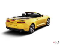 2016 Chevrolet Camaro convertible 1SS | Photo 2 | Bright Yellow