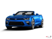 2016 Chevrolet Camaro convertible 1SS | Photo 3 | Hyper Blue Metallic
