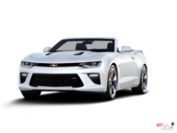 2016 Chevrolet Camaro convertible 1SS | Photo 3 | Summit White