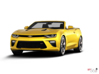 2016 Chevrolet Camaro convertible 1SS | Photo 3 | Bright Yellow