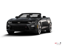 2016 Chevrolet Camaro convertible 1SS | Photo 3 | Mosaic Black Metallic