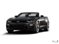 2016 Chevrolet Camaro convertible 1SS | Photo 3 | Black