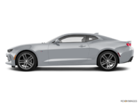 2016 Chevrolet Camaro coupe 1LT | Photo 1 | Silver Ice Metallic