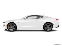 2016 Chevrolet Camaro coupe 1LT | Photo 1 | Summit White