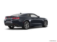 2016 Chevrolet Camaro coupe 1LT | Photo 2 | Blue Velvet Metallic