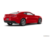2016 Chevrolet Camaro coupe 1LT | Photo 2 | Garnet Red