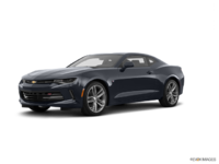 2016 Chevrolet Camaro coupe 1LT | Photo 3 | Blue Velvet Metallic