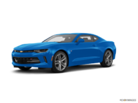 2016 Chevrolet Camaro coupe 1LT | Photo 3 | Hyper Blue Metallic